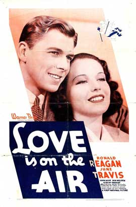 Love Is on the Air - 11 x 17 Movie Poster - Style A