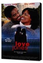 Love Jones - 11 x 17 Movie Poster - Style A - Museum Wrapped Canvas