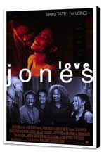 Love Jones - 27 x 40 Movie Poster - Style B - Museum Wrapped Canvas