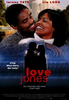 Love Jones - 11 x 17 Movie Poster - Style A