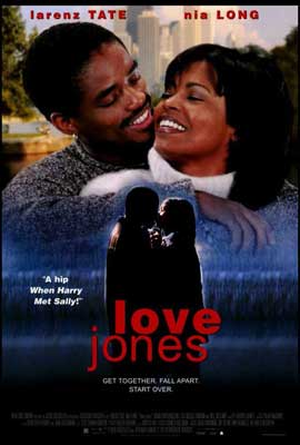 Love Jones - 27 x 40 Movie Poster - Style A