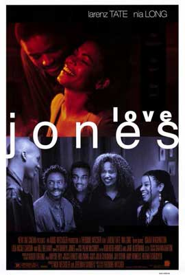 Love Jones - 27 x 40 Movie Poster - Style B