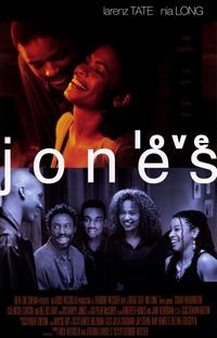 Love Jones - 11 x 17 Movie Poster - Style B - Museum Wrapped Canvas