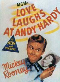 Love Laughs at Andy Hardy - 11 x 17 Movie Poster - Style A