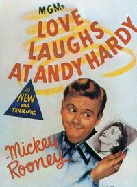 Love Laughs at Andy Hardy - 27 x 40 Movie Poster - Style A