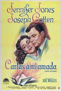 Love Letters - 11 x 17 Movie Poster - Spanish Style C