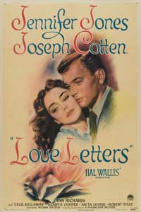 Love Letters - 27 x 40 Movie Poster - Style A