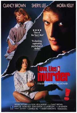 Love, Lies and Murder - 27 x 40 Movie Poster - Style A