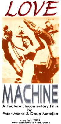 Love Machine - 20 x 40 Movie Poster - Style A