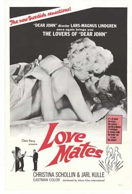Love Mates - 11 x 17 Movie Poster - Style A