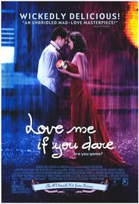 Love Me If You Dare - 43 x 62 Movie Poster - Bus Shelter Style A