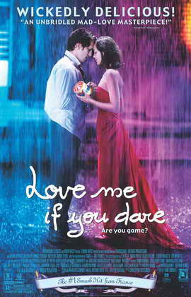 Love Me If You Dare - 11 x 17 Movie Poster - Style B