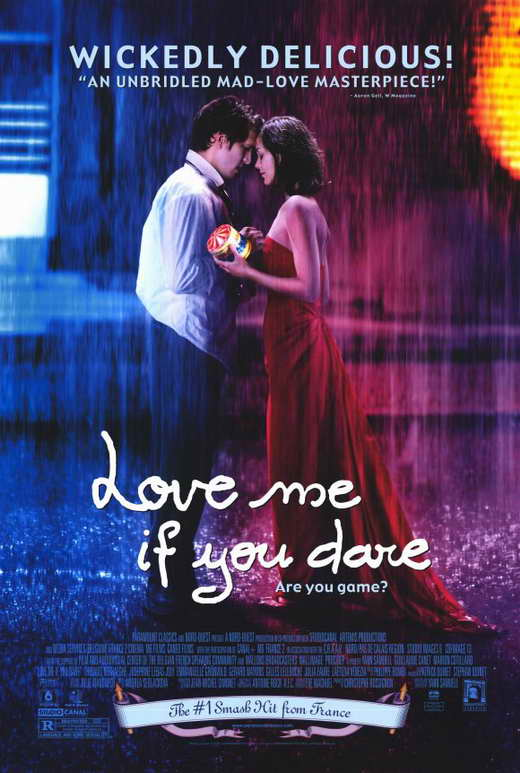 Love Me Like You Do Dvd Blu Ray Oder Vod Leihen: Love Me If You Dare Movie Posters From Movie Poster Shop
