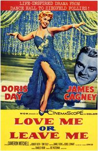 Love Me or Leave Me - 43 x 62 Movie Poster - Bus Shelter Style A