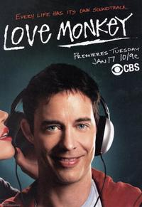 Love Monkey - 11 x 17 TV Poster - Style A