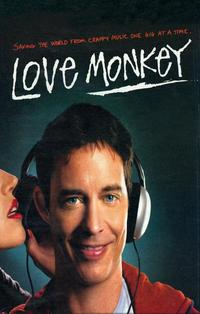 Love Monkey - 11 x 17 TV Poster - Style B