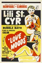 Love Moods - 27 x 40 Movie Poster - Style B