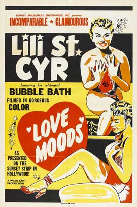 Love Moods - 11 x 17 Movie Poster - Style B