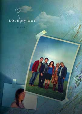 Love My Way (TV) - 27 x 40 TV Poster - Australian Style A