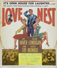 Love Nest - 30 x 30 Movie Poster - Style A