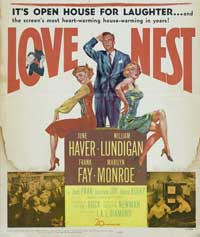 Love Nest - 11 x 17 Movie Poster - Style B