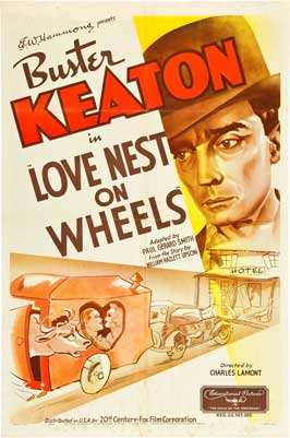 Love Nest on Wheels - 27 x 40 Movie Poster - Style A