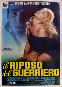 Love on a Pillow - 27 x 40 Movie Poster - Italian Style A