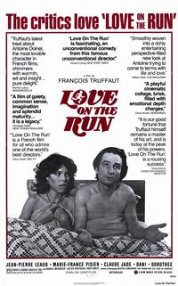 Love on the Run - 27 x 40 Movie Poster - Style A