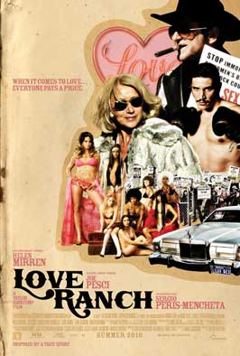 Love Ranch - 11 x 17 Movie Poster - Style A