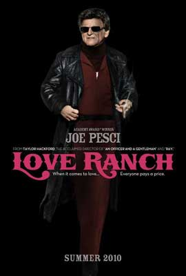 Love Ranch - 11 x 17 Movie Poster - Style B