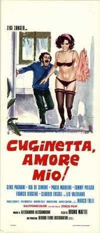 Love Sacrifice - 13 x 28 Movie Poster - Italian Style A