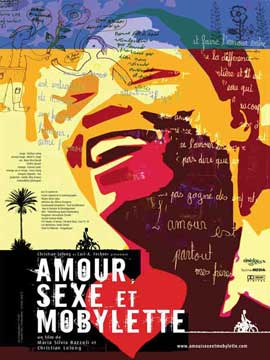 Love, Sex and Moped - 11 x 17 Movie Poster - French Style A