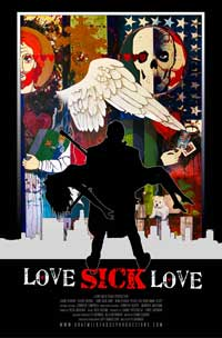 Love Sick Love - 43 x 62 Movie Poster - Bus Shelter Style A
