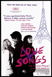 Love Songs - 11 x 17 Movie Poster - Style A
