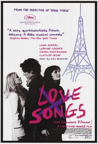 Love Songs - 43 x 62 Movie Poster - Bus Shelter Style A