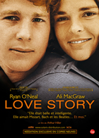 Love Story - 27 x 40 Movie Poster - French Style A