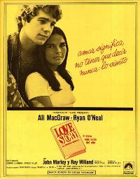Love Story - 11 x 17 Movie Poster - Spanish Style A