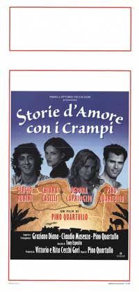 Love Story with Cramps - 13 x 28 Movie Poster - Italian Style A