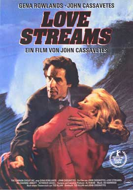Love Streams - 11 x 17 Movie Poster - French Style D