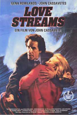 Love Streams - 27 x 40 Movie Poster - French Style A