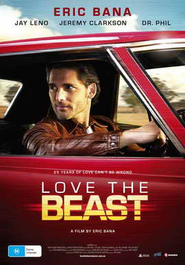 Love the Beast - 27 x 40 Movie Poster - Australian Style A