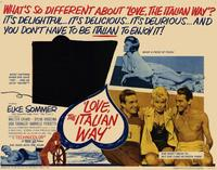 Love the Italian Way - 11 x 14 Movie Poster - Style A