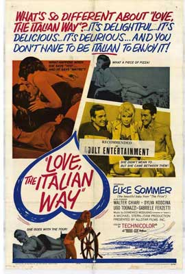 Love the Italian Way - 11 x 17 Movie Poster - Style A
