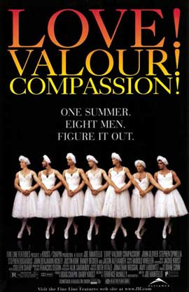 Love! Valour! Compassion! - 11 x 17 Movie Poster - Style A