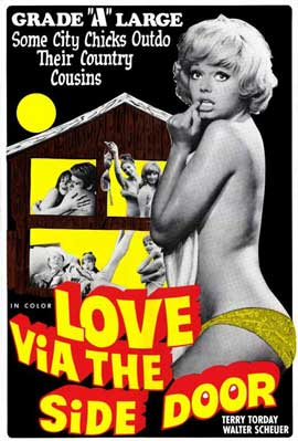 Love Via the Side Door - 11 x 17 Movie Poster - Style A