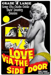Love Via the Side Door - 43 x 62 Movie Poster - Bus Shelter Style A