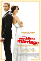 Love, Wedding, Marriage - 11 x 17 Movie Poster - Style A