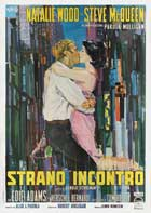 Love with the Proper Stranger - 11 x 17 Movie Poster - Italian Style A