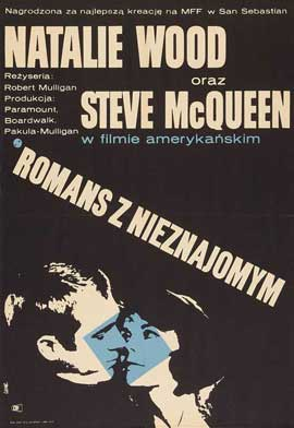 Love with the Proper Stranger - 11 x 17 Movie Poster - Polish Style A