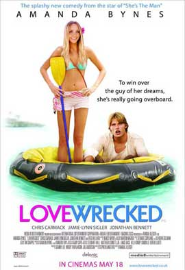 Love Wrecked - 11 x 17 Movie Poster - UK Style A